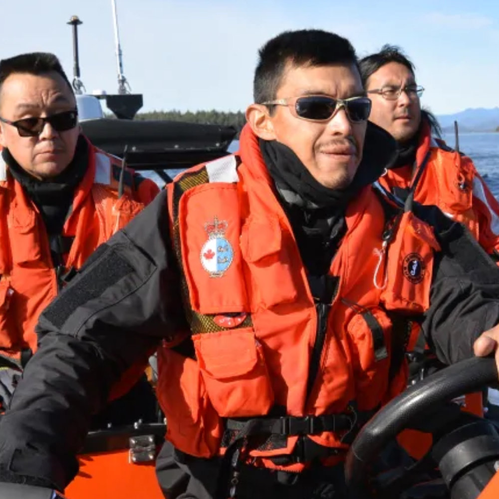 Planning in Action - Canada's 1st Indigenous coast guard auxiliary has launched in B.C.