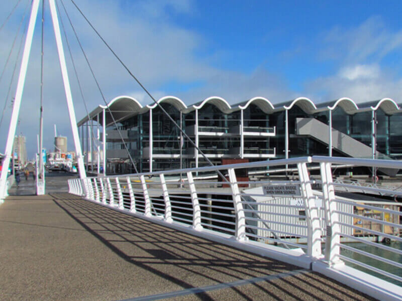 Queensborough to Quayside Bridge