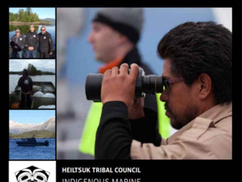 Heiltsuk First Nation : Indigenous Marine Response Centre